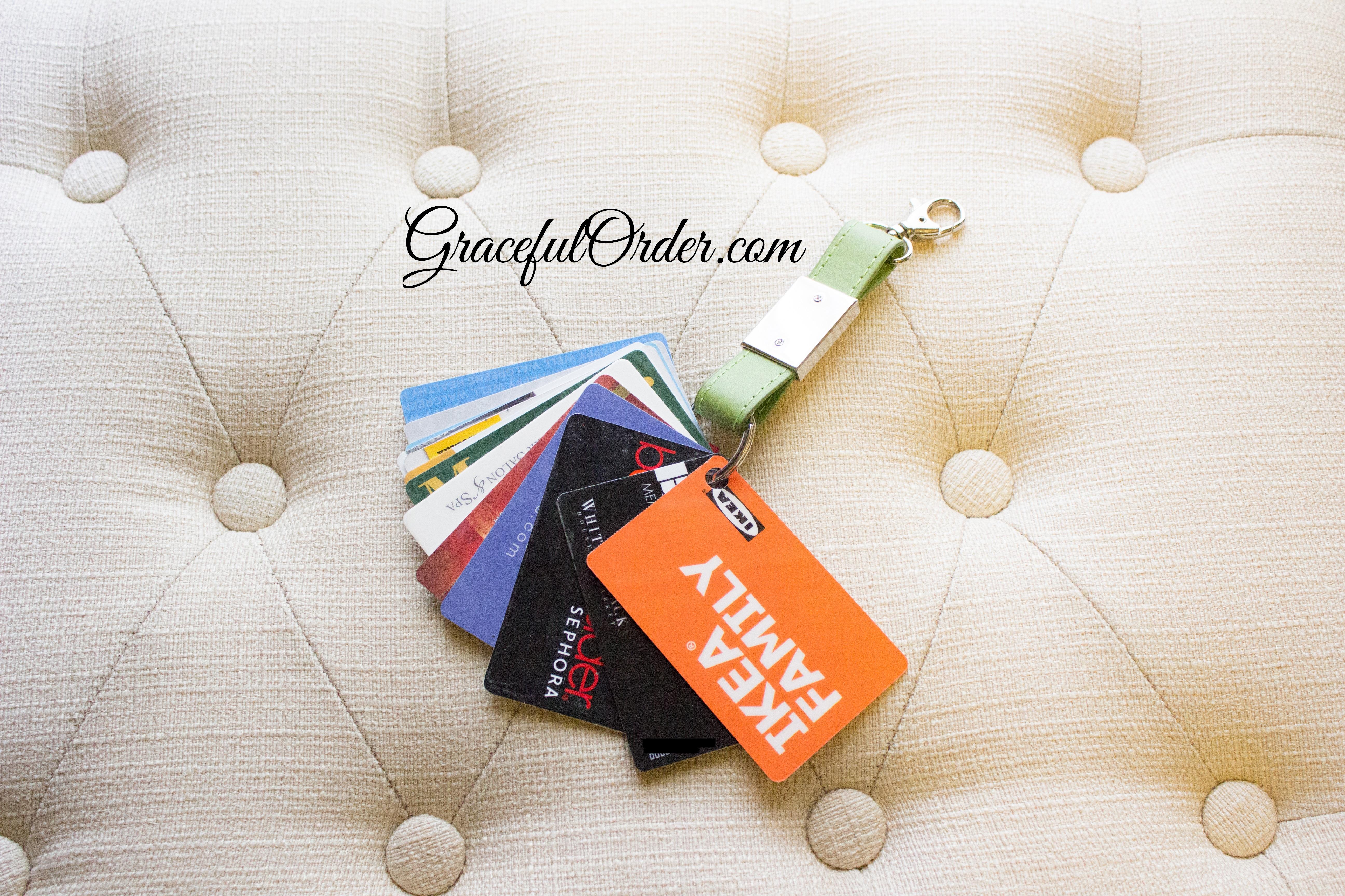 Reward Card Holder