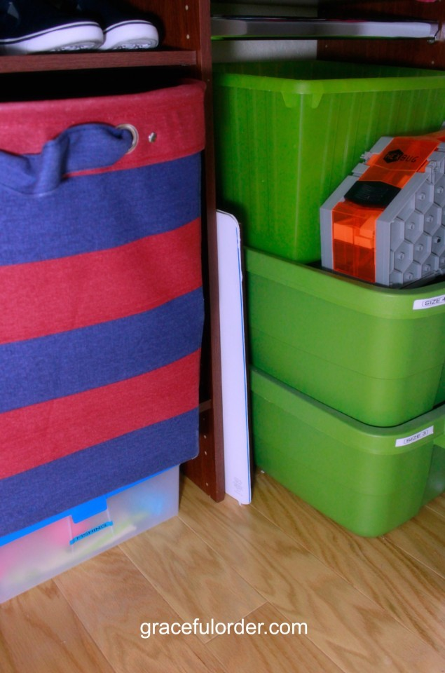 5 Tips for Organizing a Toddler Room