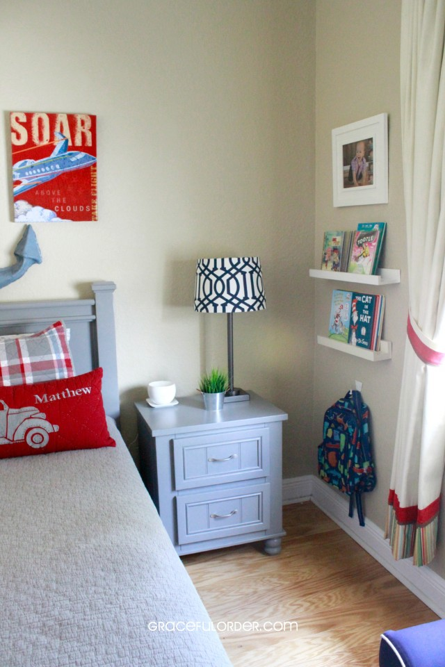Big Boy Room Reveal