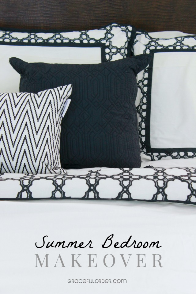 Summer Bedroom Makeover
