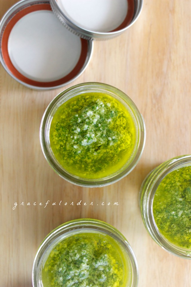 My Favorite Pesto Recipe