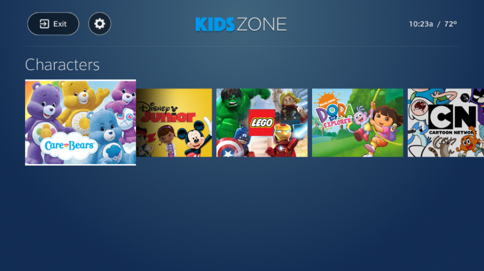 Kid Zone - Powered by kids and Loved by parents