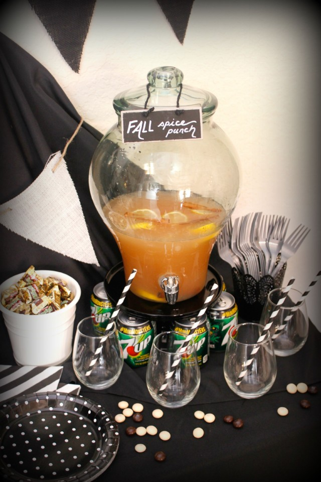 Spooky and Sweet Halloween Entertaining