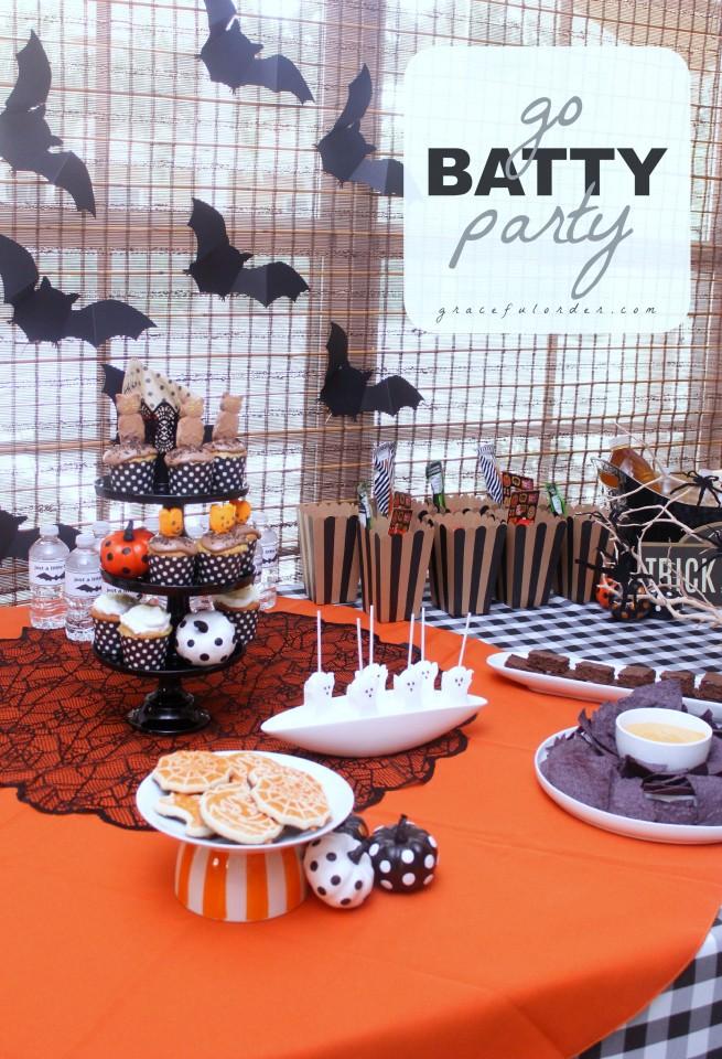 Go Batty Party