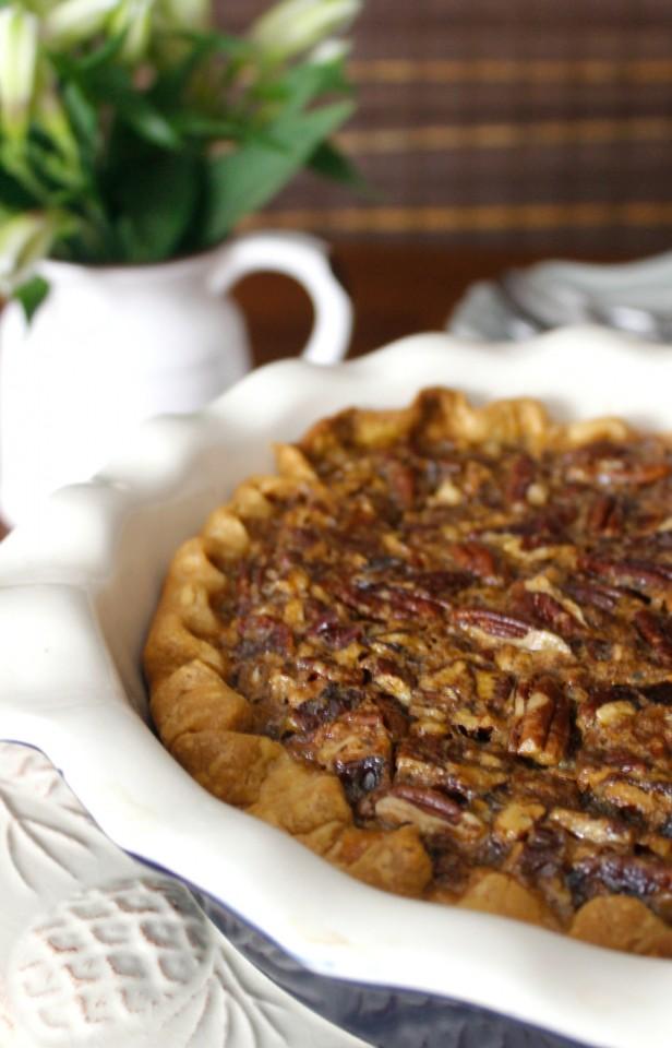My Favorite Pecan Pie Recipe